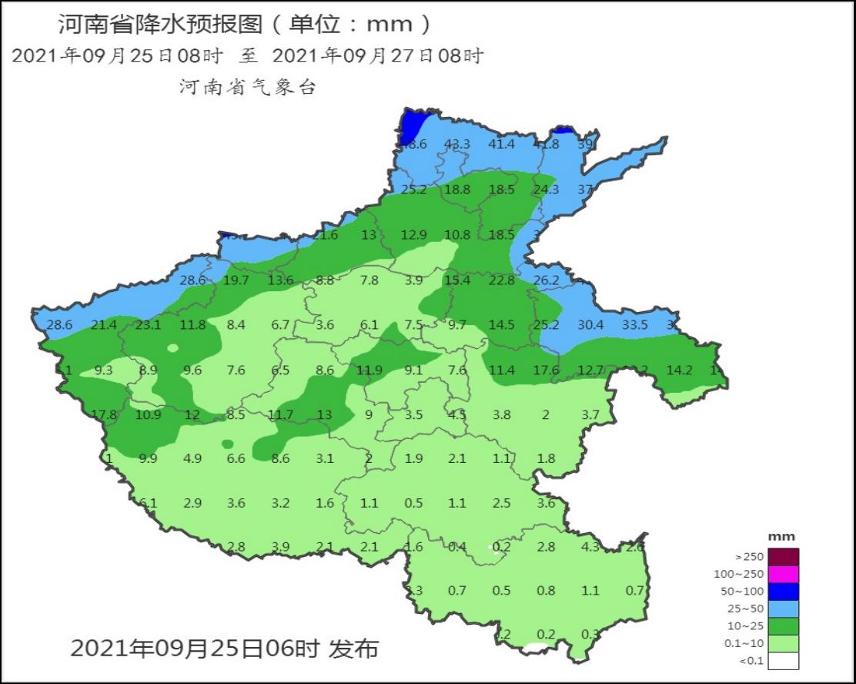 南阳方城和平顶山叶县、鲁山出现特大暴雨