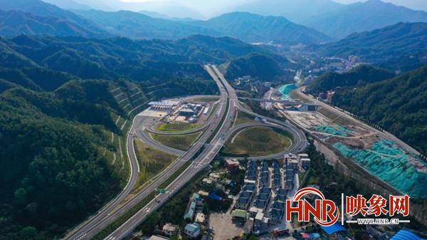 河南全省高速公路通车里程达到7191公里
