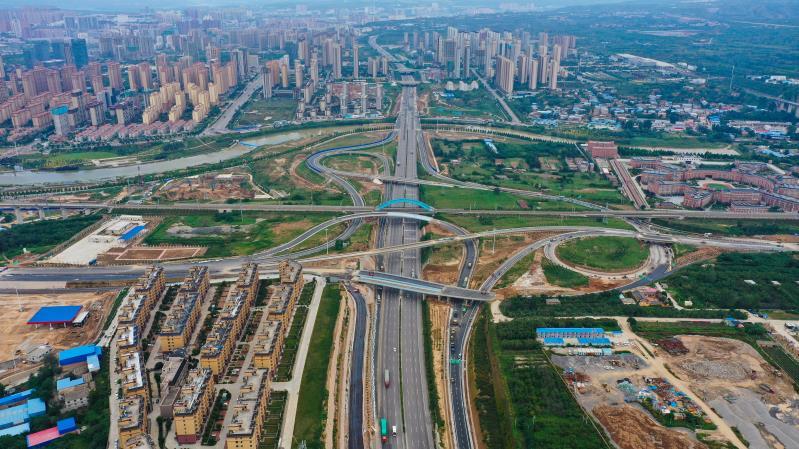 河南两条高速路公路今日同时通车 高速公路通车里程达到7191公里