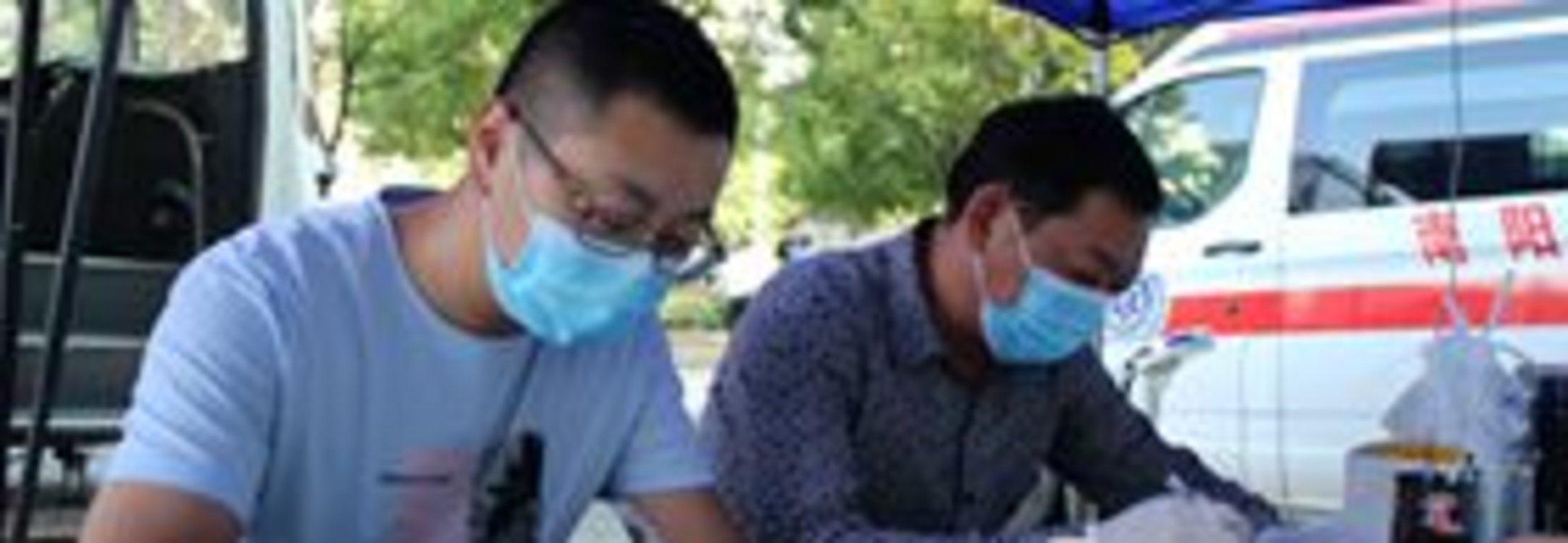 南阳宛诚医院组织开展无偿献血公益活动