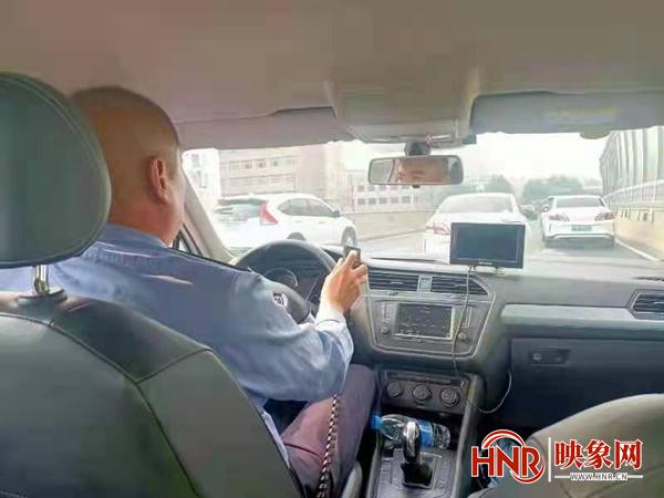 为生命开道!国庆假期首日,河南高速交警紧急护送驻马店危重病人到郑就医