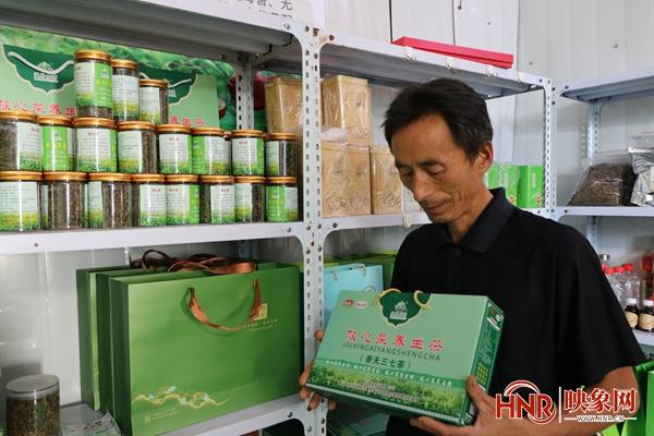 鲁山县李秋平:种植农产业 走向致富路