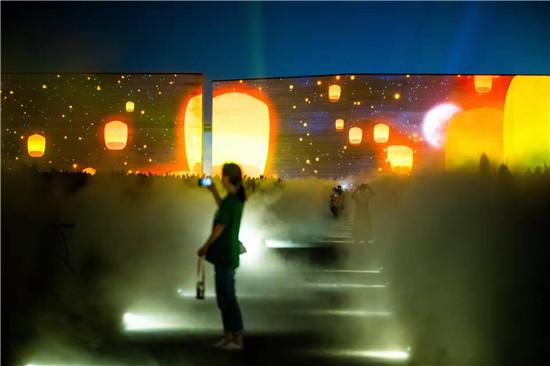点亮夜经济 建业文旅两项目拟入选国家级夜间文化和旅游消费集聚区