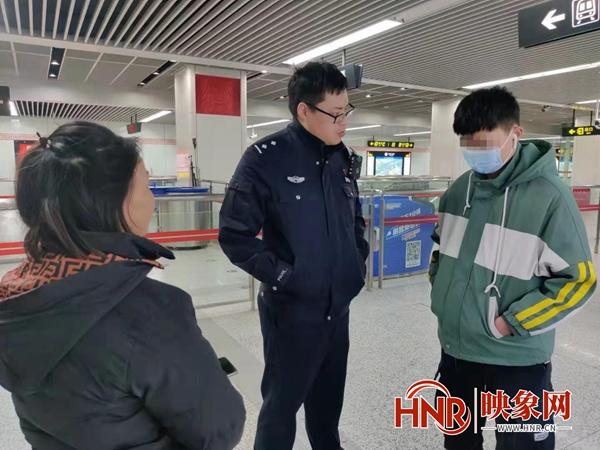"""郑州16岁男孩自导自演""""绑架案"""" 向父母勒索一万元赎金"""