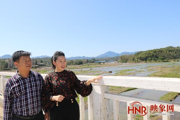 """鲁山县""""夫妻代表"""":发展特色农产业 助力乡村振兴"""